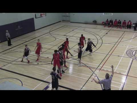 Varsity Boys Hoops v CTFA