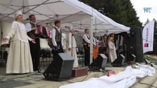 Выступление ансамбля День города-2017 Новосибирск