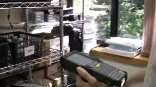 Barcode Scanning Functionality for Warehouse Operations and Inventory Management