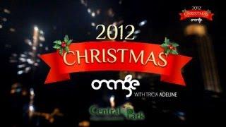 Christmas Celebration on Central Park Mall - Jakarta,Indonesia