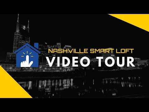 Downtown Stays Presents: Nashville Smart Loft