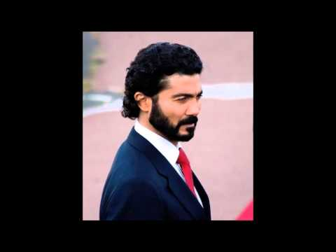 Top 5 Khaled El Nabawy Hairstyles