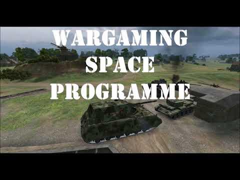World of Tanks - Wargaming Space Programme!