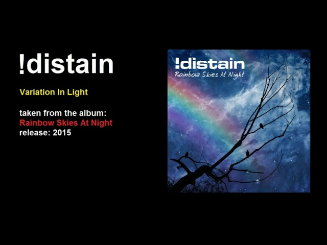 !distain - Variation In Light