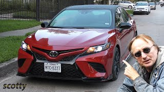 I Finally Got the New Toyota Camry TRD ($32,000)