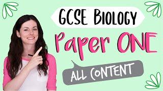 GCSE Biology Paper 1 Revision