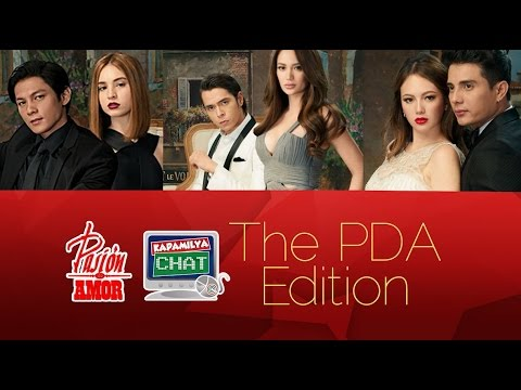Kapamilya Chat with Coleen, Joseph, Ellen, Ejay, Arci and Jake for Pasion de Amor