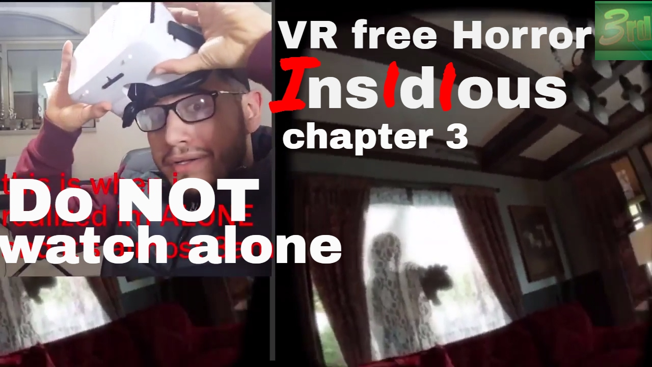 f3f572cedd08 Best FREE VR HORROR game with NO Gyroscope   No Controller - insidious Part  3 andriod   ios