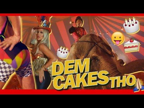 Dem Cakes Tho  Todrick Hall #TodrickMTV
