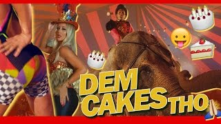 Dem Cakes Tho by Todrick Hall (#TodrickMTV)