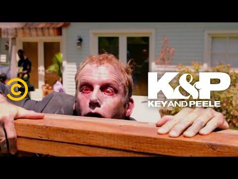 Racist White Zombies - Key & Peele