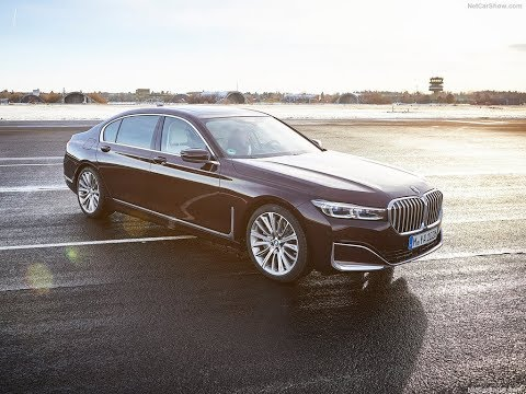 INSIDE 2020 BMW 7-SERIES LUXURY PERFORMANCE SEDAN