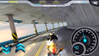 Dream Bike Turbo Sprint 3D - the ultimate extreme motorbike racing game