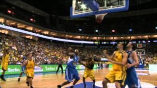 Highlights: Halbfinale 4 ALBA BERLIN - Deutsche Bank Skyliners 74:83