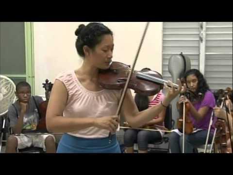 Belize TV Interview 2015