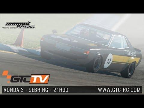 CVC 19 - RONDA 3 - SEBRING BY GTC