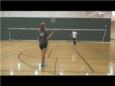 How to Play Badminton : How to Keep Score in Badminton