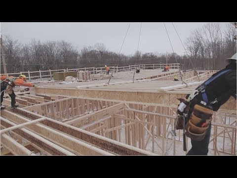 Canada's Large Wood Frame Specialists - KD Clair - FlyPress Films