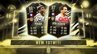 HEADLINER BEN YEDDER UPGRADED! TOTW17, New Silver Star Objective! - FIFA 21 Ultimate Team