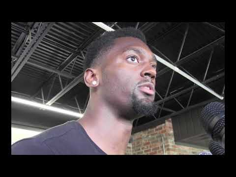 Bobby Portis talks surprising his mother, time with Chicago Bulls