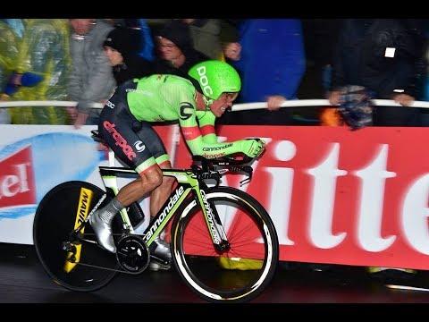 Fromme, Urán y  Bardet  se sacaron chispas por el podio  en el Tour de Francia 2017 Etapa 20
