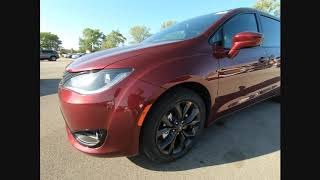 2020 Chrysler Pacifica St. Charles IL CH2937