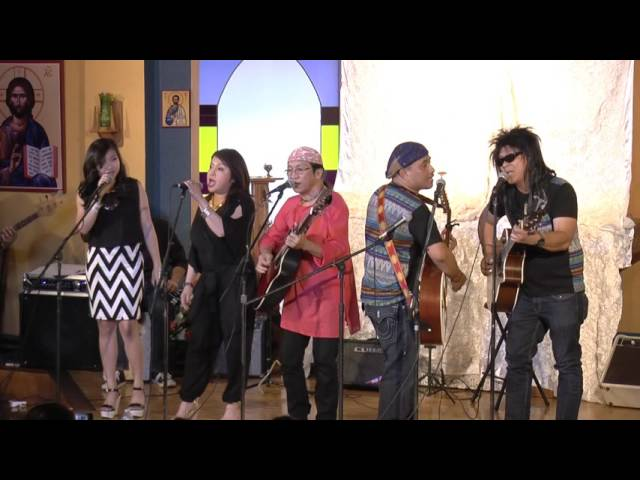 Simbayan Concert Featuring Noy Pillora part 1