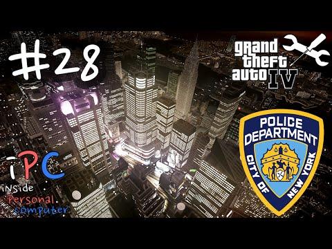 iPC의 GTA IV EFLC : 경찰형님 들의 삶 #28 - New York City Police Department