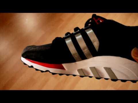 Adidas EQT Boston Marathon Review (Bahasa) + Kelahiran Baby Alby