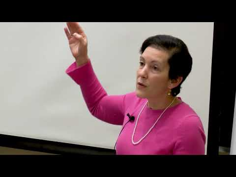 Highlights: METRANS Speaker Series - Elissa K. Konove