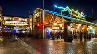 Music From Disneyland - Pacific Wharf Area Music Loop