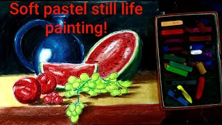 Soft Pastel Still Life Painting For Beginners | Online Class