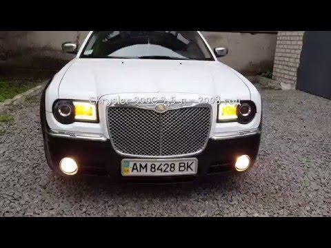 Chrysler 300C (расход топлива)
