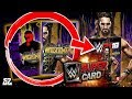 WRESTLEMANIA 34 TIER CONFIRMED?! FIRST EXCLUSIVE CARD DETAILS! | WWE SuperCard