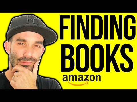 Where to find books to sell on Amazon FBA for profit | How to Sell Books