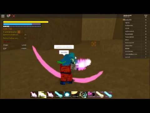 Consigo La Espada De Trunks Roblox Dragon Ball Z Final Como Conseguir La Espada De Black Goku Y Trunks Youtube