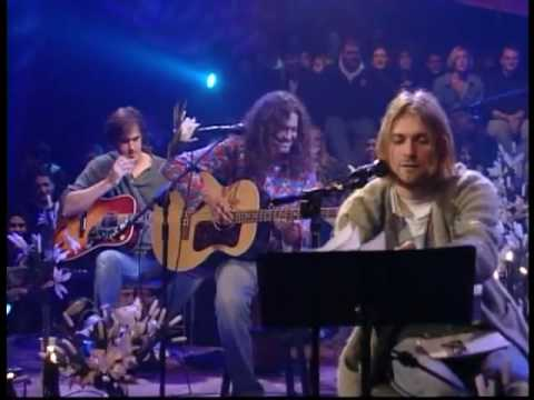 Nirvana MTV Unplugged Sweet Home Alabama
