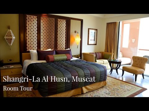 Al Husn at Shangri-La Barr Al Jissah Room Tour | Muscat Luxury Hotel | Lux Life