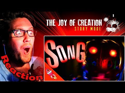 Joy Of Creation Story Mode Song (TJOC)