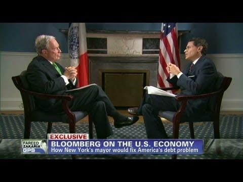 Fareed Zakaria GPS - Fareed Zakaria interviews Mayor Michael Bloomberg