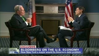 Fareed Zakaria GPS - Fareed Zakaria interviews Mayor Michael Bloomberg