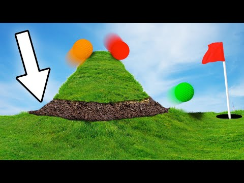 HOW TO CHEAT A HOLE IN ONE! (Golf It)