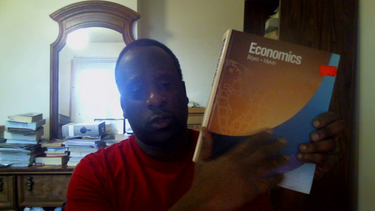 Economics Text Book Covers