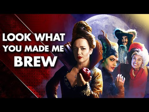 LOOK WHAT YOU MADE ME BREW - A Disney Villains /Taylor Swift Unexpected Musical