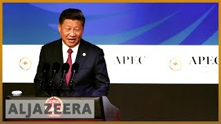 🇺🇸🇨🇳APEC leaders divided after US-China spat l Al Jazeera English