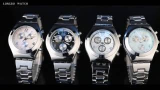 LONGBO Watch Women Clock Quartz Wrist Watches Ladies Famous Luxury Brand Relogio  Femme 8399