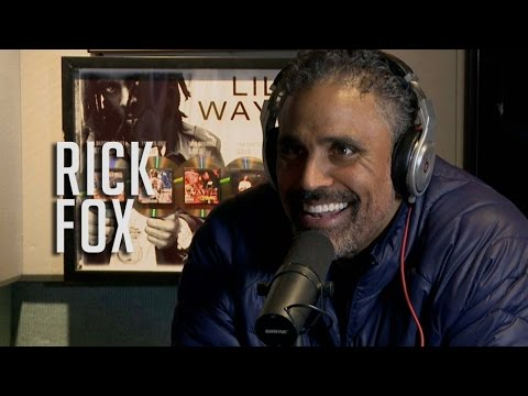 NBA light skinned legend Rick Fox talks Dean Smith, Celtics, Lakers & women