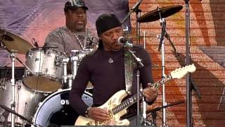 Ernie Isley & the Jam Band - Back To Square One (Live at Farm Aid 2009)