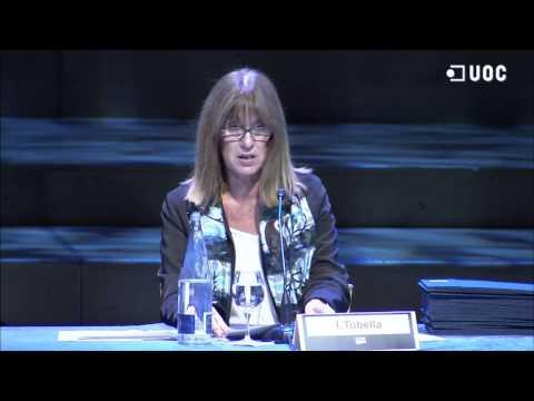 Imma Tubella_Acte Graduació de la UOC promoció 2011-2012_Barcelona 10/11/2012