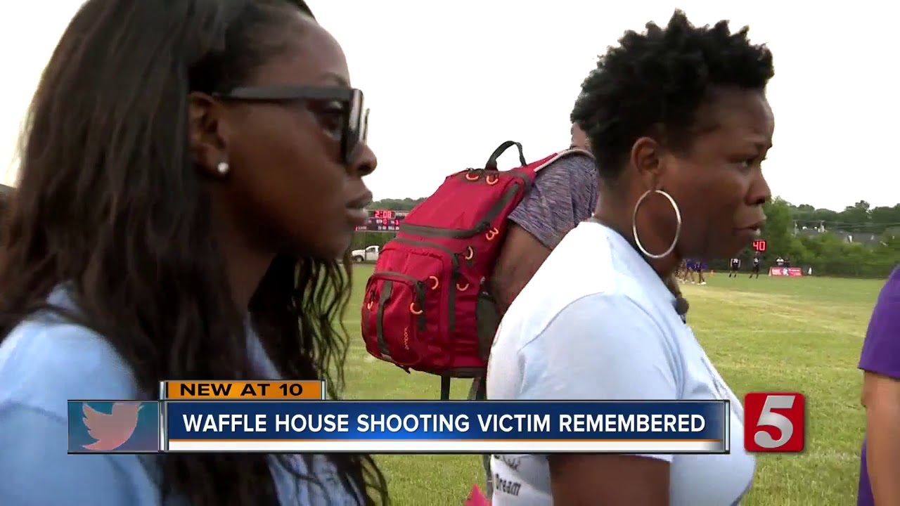 Waffle House Shooting Victims Honored at Former High School
